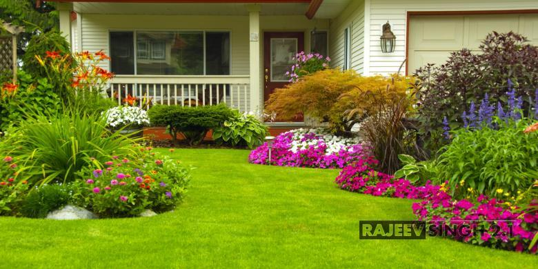 Sansar Green - Turnkey Landscaping Projects