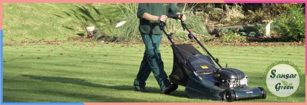 Park Maintenance Services in India - Sansar Green Ltd
