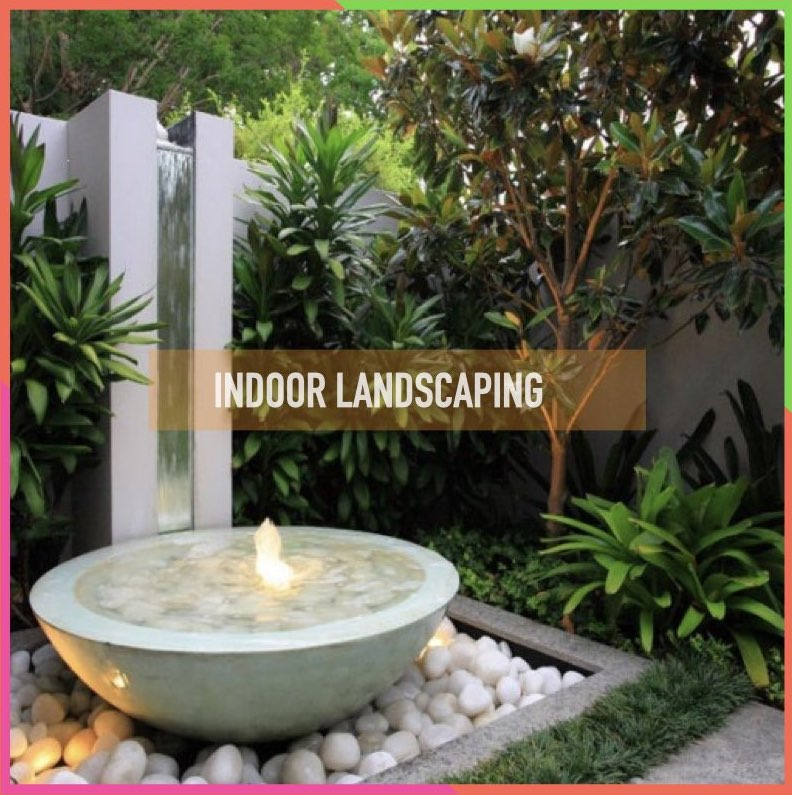 indoor landscaping company