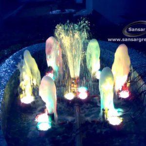 Mixed Fountain