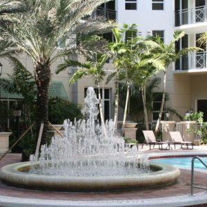 Foam Jets Fountain
